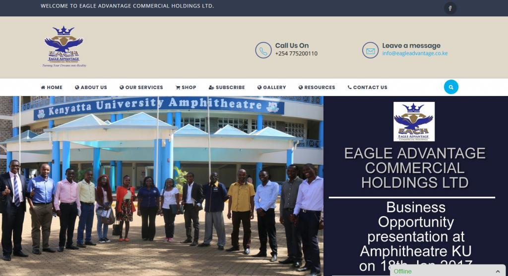 Eagle Advantage Commercial Holdings Ltd.